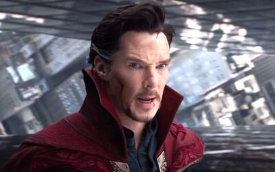 Doctor Strange nedává v kinech jiným filmům šanci. Na kontě má už 325 milionů dolarů (Box Office)