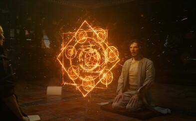 Doctor Strange nenecháva nič na náhodu a láka do kina viac ako troma tuctami magických obrázkov vo vysokom rozlíšení