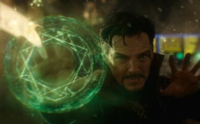 Doctor Strange odhaľuje záporáka a mágiu na nových obrázkoch z očakávanej Marvelovky