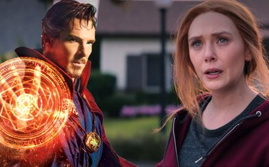 Doctor Strange se měl objevit ve finále WandaVision. Šéfové studia Marvel však nechtěli, aby situaci zase zachraňoval běloch