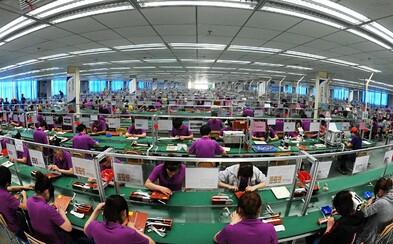 Dodávateľ Apple nahradil 60-tisíc pracovníkov za robotov kvôli vyššej pracovnej efektivite