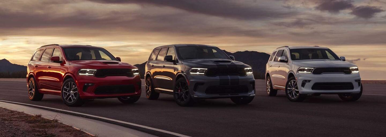 Dodge představil brutální Hellcat už i jako SUV. Je nejvýkonnější na světě