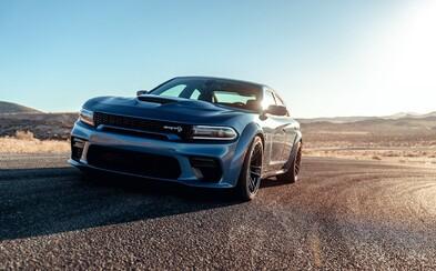 Dodge ukázal brutální Charger. Jde o nejextrémnější sériově vyráběný sedan planety?