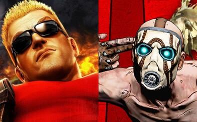 Dohoda o natáčení kultovního Duke Nukem je na spadnutí! V jaké fázi je adaptace Borderlands?