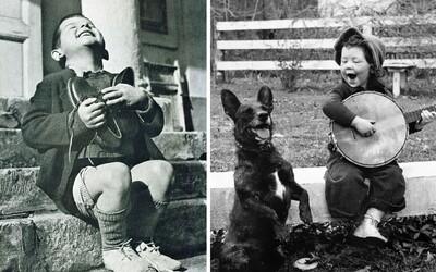Dojímavé historické fotky, ktoré ťa chytia za srdce