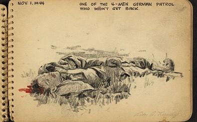 Dojímavé kresbičky ti priblížia atmosféru druhej svetovej vojny. Ich autorom je študent architektúry a dal do nich všetko
