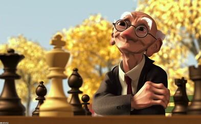 Dojme, ale i pobaví. Oscarový animovaný krátky film od Čecha z Pixaru má čo ponúknuť aj dnes