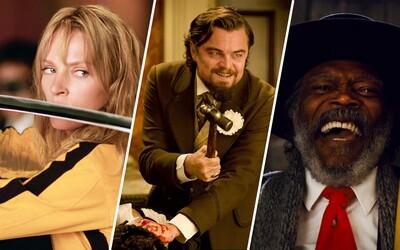 Dokaž, že miluješ filmy Quentina Tarantina a znáš je nazpaměť (Kvíz)