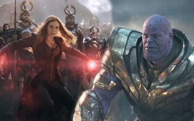 Dokázala by Scarlet Witch skutočne poraziť Thanosa v súboji jeden na jedného? Herečka Elizabeth Olsen v tom má jasno