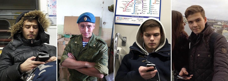 Dokáže aplikácia spoznať našu tvár medzi miliónmi ostatných? Rus fotil ľudí v metre, následne ich tváre nechal programom hľadať na internete