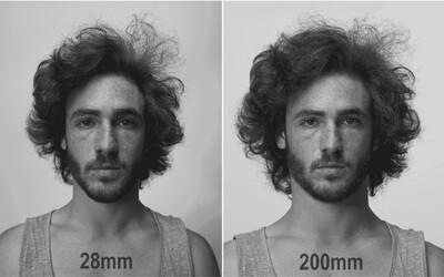 Dokáže kamera přidávat kila? Samozřejmě, závisí jen na objektivu a velikosti senzoru