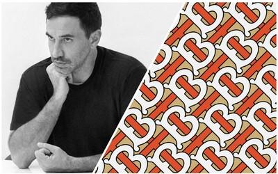 Dokáže Riccardo Tisci vytáhnout Burberry na vrchol módního průmyslu?