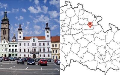 Dokážeš na slepé mapě najít česká města?
