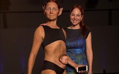 Dokonalé ľudské telo by vyzeralo bizarne. Evolúcia nás nepremenila na anatomicky ideálne tvory