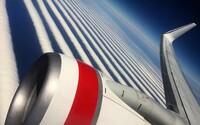 Dokonale symetrické pásy mraků fascinovaly australské cestující. Co zapříčinilo jejich vznik?