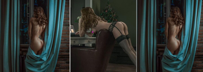 Dokonalost jménem žena. Viktor se živí focením aktů a pikantním fotografiím dodává erotický nádech
