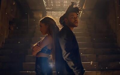 Dokonalý hlas The Weeknda a ladné pohyby Ariany Grande v klipe na pieseň Love Me Harder