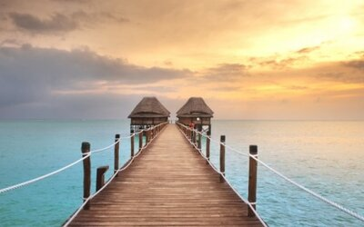 Dokonalý útek z reality v luxusnom rezorte kúsok od pobrežia Tanzánie