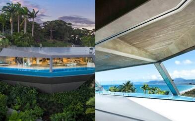 Dokonalý výhľad, bazén ako z rozprávky a nekonečný priestor. Austrálska architektonická chuťovka, po ktorej ti začne chýbať leto