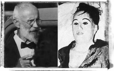 Doktor žil sedm let s mrtvolou své pacientky, do níž se beznadějně zamiloval. Její tělo vycpával hadry a nosil jí drahé dárky