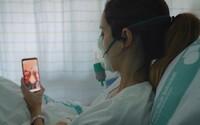 Dokument od HBO z covidového oddělení: Vanesse je teprve 34 let a nedokáže pořádně dýchat