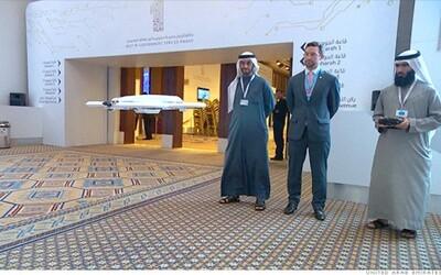 Dokumenty sa budú v Dubaji doručovať dronmi