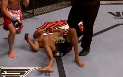 Dolámané nohy aj vykĺbené lakte. Najhoršie zranenia v MMA nie sú pre slabšie povahy