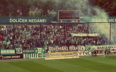 Ďolíček v šoku. Věrný fanoušek odkázal po své smrti klubu Bohemians Praha 1905 sedm milionů korun