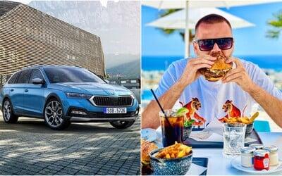 Domácnosť typického majiteľa Škody Octavie Scout má podľa automobilky príjem päťtisíc eur mesačne v čistom