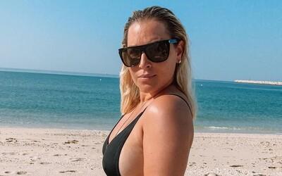 Dominika Cibulková bude na RTVS diskutovať na tému: Z okresu vyjsť nemôžeme, exotiku dovolenú máme