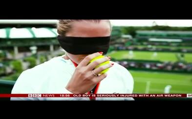 Dominika Cibulková dokáže priradiť loptičky k prestížnym turnajom len na základe ich vône