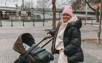 Dominika Cibulková dostala v bratislavském parku pokutu. Při venčení psa porušila zákaz
