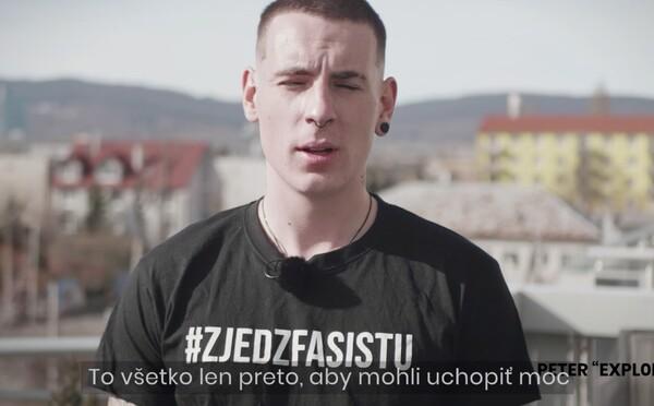 Dominika Cibulková, Miro Jaroš ani Explo nechcú, aby extrémisti rozhodovali o našej budúcnosti