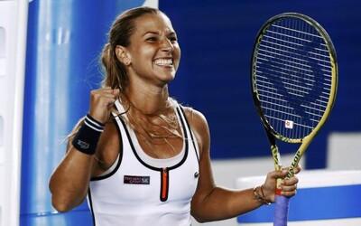 Dominika Cibulková sa prebojovala do štvrťfinále Australian Open, kde sa postaví Serene