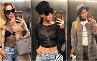 Dominiku Cibulkovú zaradil známy magazín medzi 50 najlepšie sa obliekajúcich športovcov a ocenil ju titulom kráľovnej selfie