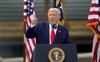 Donald Trump je nominovaný na Nobelovu cenu za mír