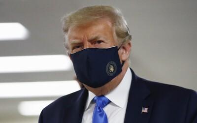 Donald Trump opouští nemocnici. Nebojte se covidu, vzkazuje americký prezident