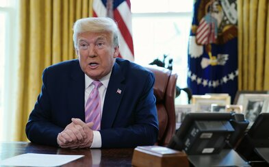Donald Trump pozastavil financovanie WHO. Svetová zdravotnícka organizácia vraj spackala reakciu na šíriacu sa pandémiu