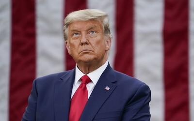 Donald Trump prvýkrát uznal, že Joe Biden vyhral voľby. Vyhral ich, lebo boli zmanipulované, tvrdí