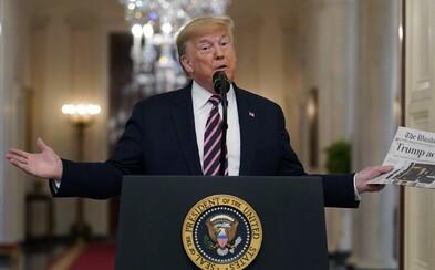 Donald Trump tvrdí, že Spojené státy zabily vůdce jemenské al-Káidy. Džihádista měl na svědomí několik útoků