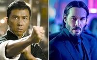Donnie Yen si zahraje ve filmu John Wick 4. Společně s Keanu Reevesem budou zabíjet všechny ostatní