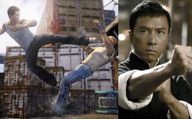 Donnie Yen stvárni hongkongského agenta v utajení podľa skvelej hry Sleeping Dogs