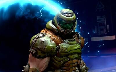 Doom je zpět, brutálnější a akčnější než kdykoliv předtím! Eternal bude nejšílenější akcí roku, slibuje nový trailer