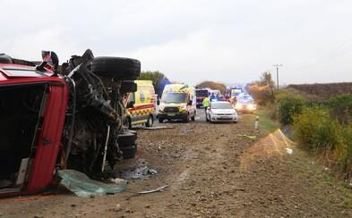Dopravca Arriva venoval 2 000 eur cestujúcim a pozostalým, ktorých sa dotkla nehoda autobusu neďaleko Nitry