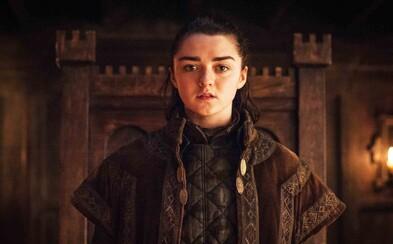 Dorazí posledná séria Game of Thrones v apríli 2019? Herečka Maisie Williams to tvrdí s istotou