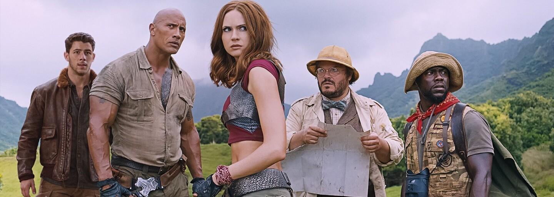 Dorazili prvé reakcie na Jumanji: Welcome to the Jungle. Máme sa pripraviť na katastrofu či zábavné dobrodružstvo?