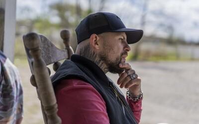 Dorian ti v pátek naservíruje nové album. Květen doplní další dávkou country rapu Marpo a možná dorazí i Sensey