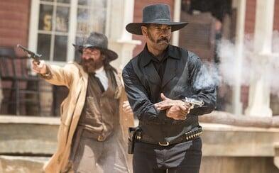 Dorovnal Denzel Washington a Chris Pratt kvalitou remaku Siedmich statočných pôvodný westernový veľkofilm? (Recenzia)