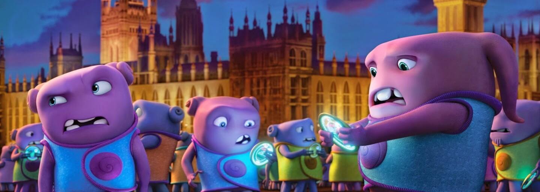 Dostal animák Home - Konečne doma DreamWorks späť na koňa? (Recenzia)