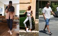 Dostupné alternativy k drahým outfitům: Obleč se dobře za přijatelné ceny s pomocí Gigi Hadid nebo Scotta Disicka